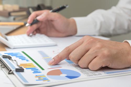 Courses in a Graduate Business Program