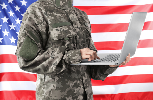 Online Colleges for Active Duty Military