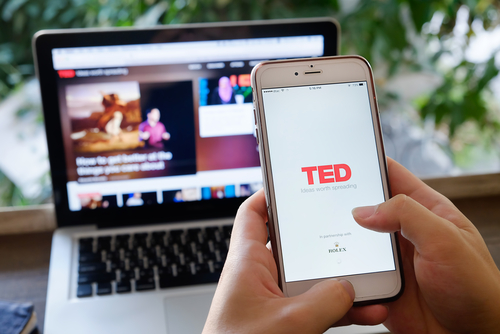 5 Inspirational TED Talks About Higher Education
