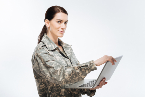 5 Popular Degrees for Active Duty Military