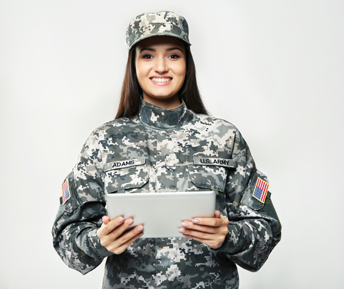 Are Online Colleges Flexible When it Comes to Active Duty Military Students