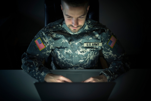 Can Active Service Members Enroll in Online College
