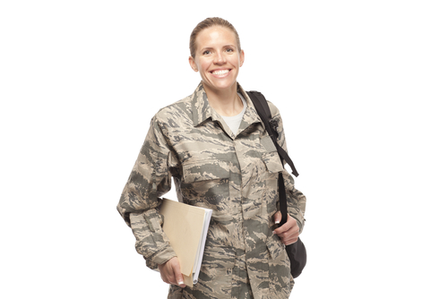 Great Bachelor's Degrees Areas of Study for Veterans
