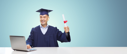 How Do Employers View an Online Degree
