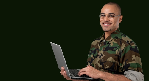 How do Active Duty Military Balance the Demands of their Service and Getting an Online Degree