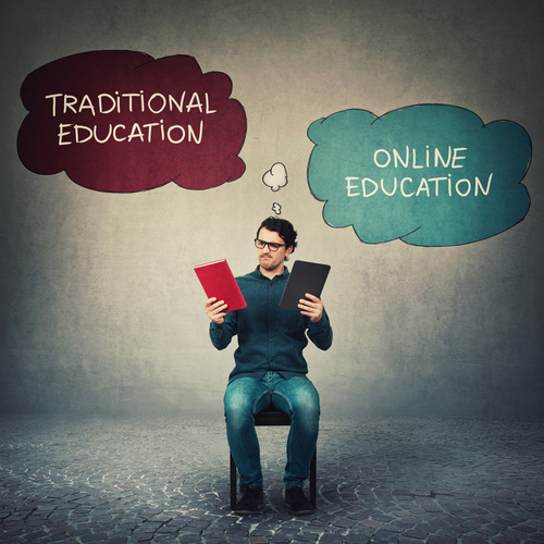 What Is the Comparison of Work Load Between Online College Classes and In-Person College Classes