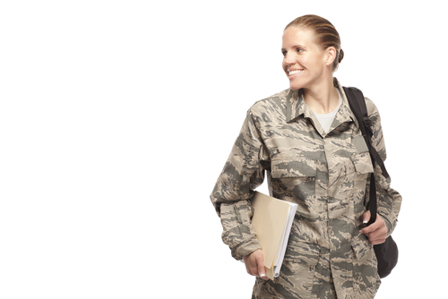 What are Some Popular Degree Programs for Active Duty Military
