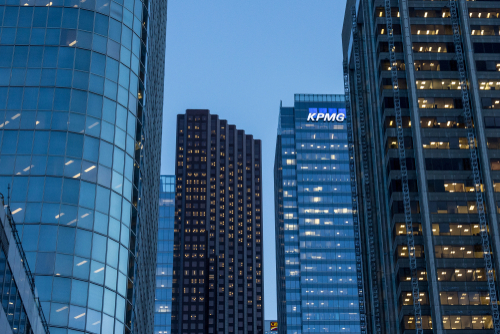 What are the Big Four Accounting Firms