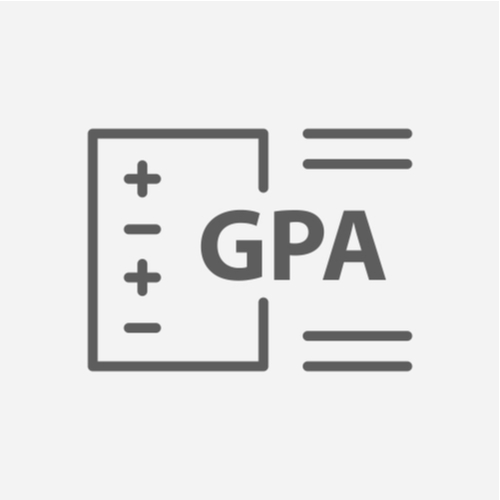 What is the Average GPA for Students Accepted into College?